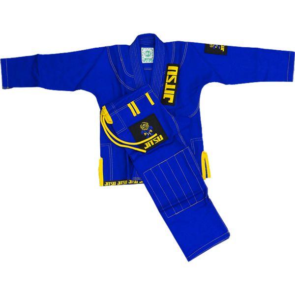 Детское ги для БЖЖ Jitsu Lion Jitsu (jitbjjk025)