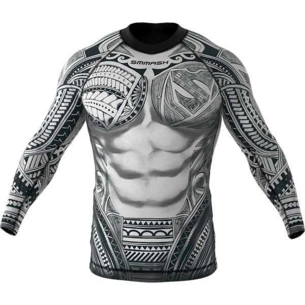 Рашгард Smmash Maori Smmash Fightwear (smfrash026)