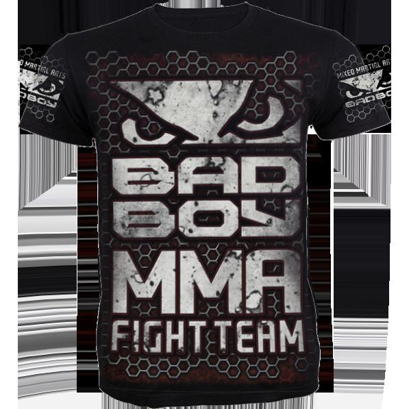 Футболка Bad Boy Fight Team Bad Boy