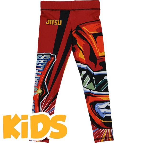 Детские компрессионные штаны Jitsu Power Grapplers Jitsu (jitpan06)