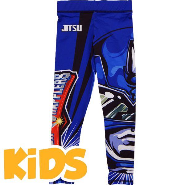 Детские компрессионные штаны Jitsu Power Grapplers Jitsu (jitpan07)