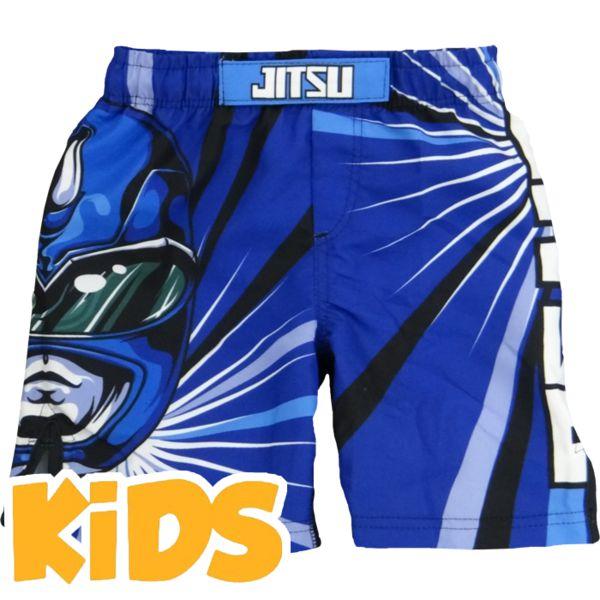 Детские шорты Jitsu Power Grapplers Jitsu (jitshorts018)