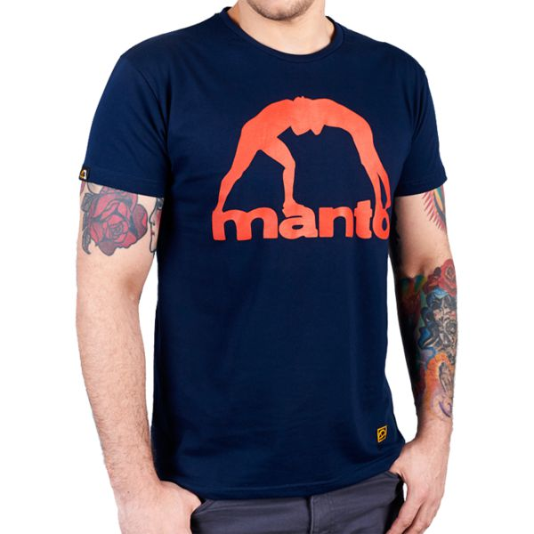 Футболка Manto Vibe MantoФутболки<br>Футболка Manto Vibe. Классика от Manto. Состав: 100% хлопок.<br><br>Размер INT: XL