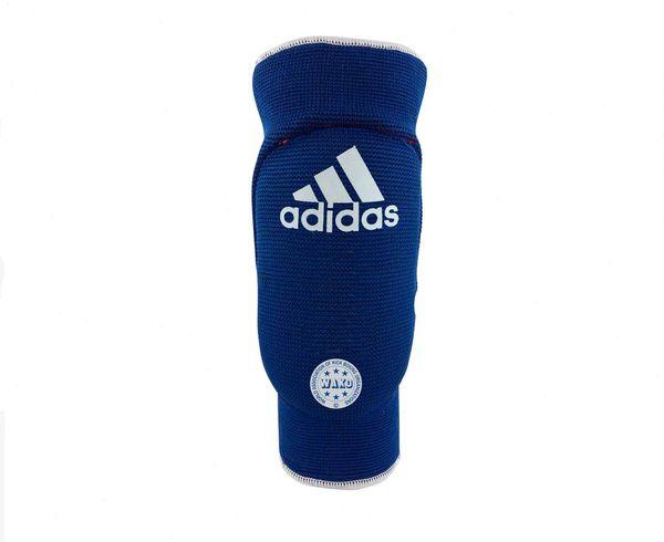 Защита локтя двухсторонняя WAKO Elasticated Elbow Guard Reversible сине-красная Adidas