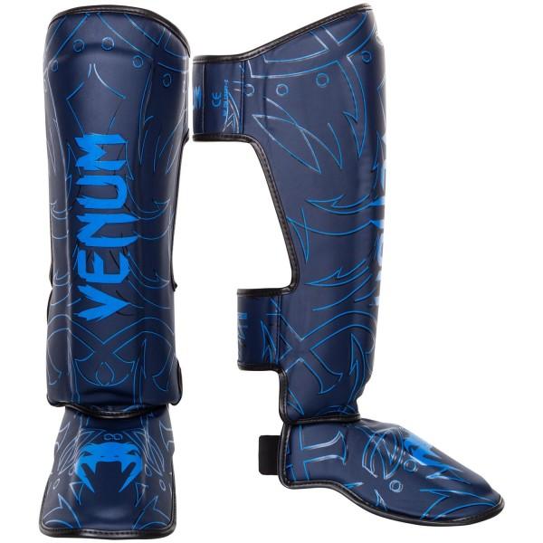 Шингарды Venum Nightcrawler Navy Blue Venum