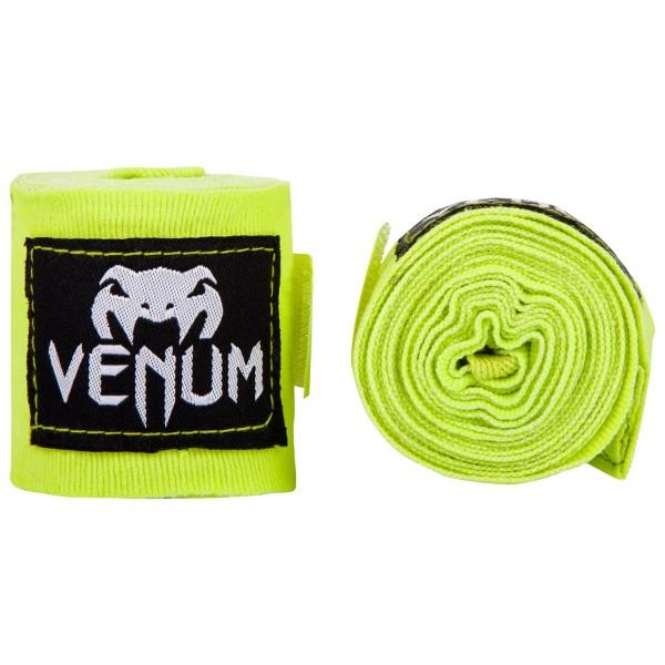 Боксерские бинты Venum - Yellow, 2,5 метра Venum (venbin010)