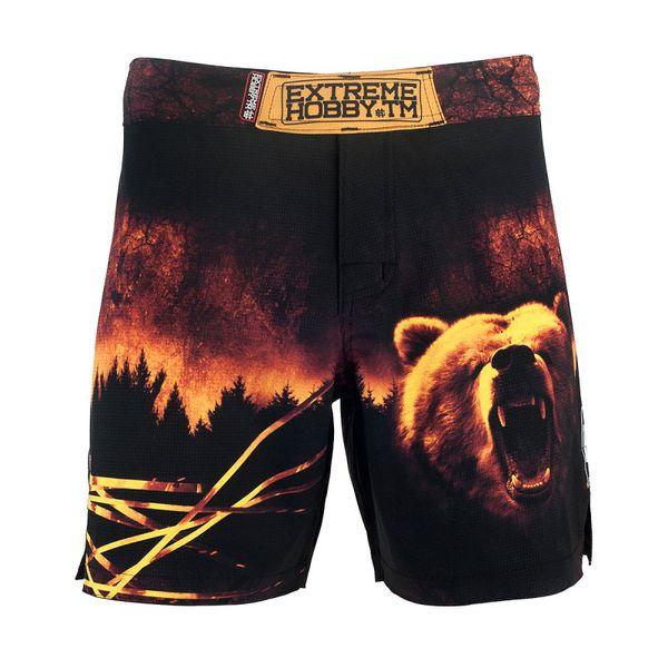 Шорты спортивные медведь Extreme Hobby