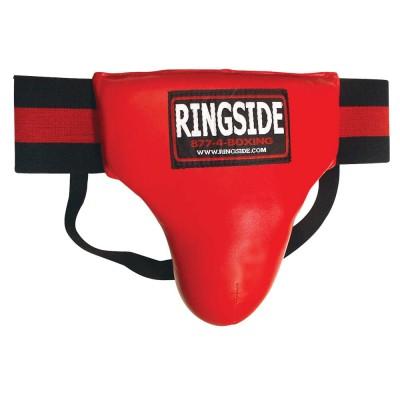 Бандаж на резинке Ringside, Красный RINGSIDEЗащита тела<br>Специальный изогнутый, глубокий колодец гарантирует полную защиту. <br> Приз «золотые Перчатки»<br> Широкий, эластичный пояс<br> Кожа экстра класса<br> Собственный дизайн<br><br>Цвет: Красный