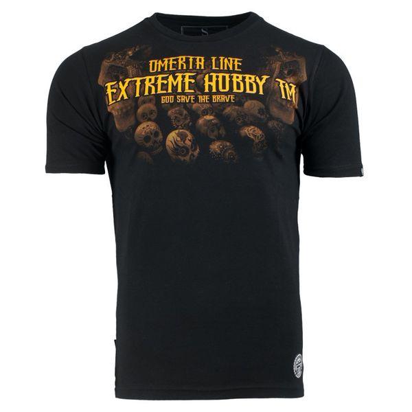 Футболка santa muerte Extreme Hobby