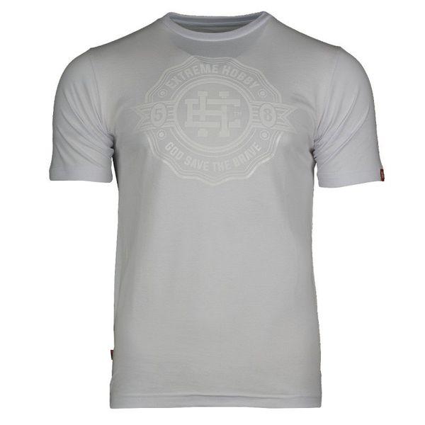 Футболка shadow rosette (белый) Extreme Hobby