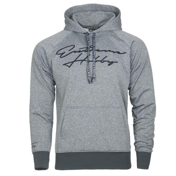Толстовка с капюшоном rapid signature (серый), серый Extreme Hobby фото