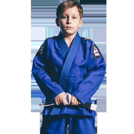 Детское ги для БЖЖ Jitsu Classic Jitsu (jitbjjk027)