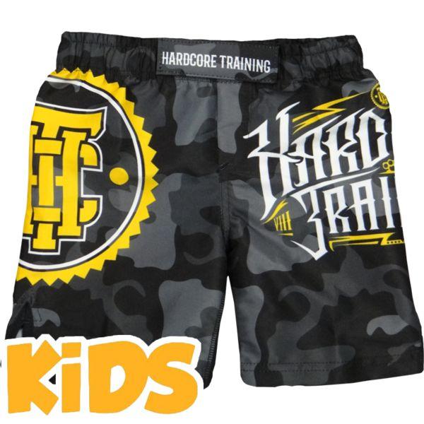 Детские шорты Hardcore Training Night Camo Hardcore Training (hctshorts039)