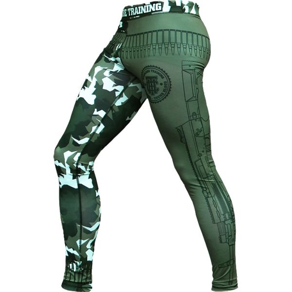 Компрессионные штаны Hardcore Training Arctic Camo Hardcore Training