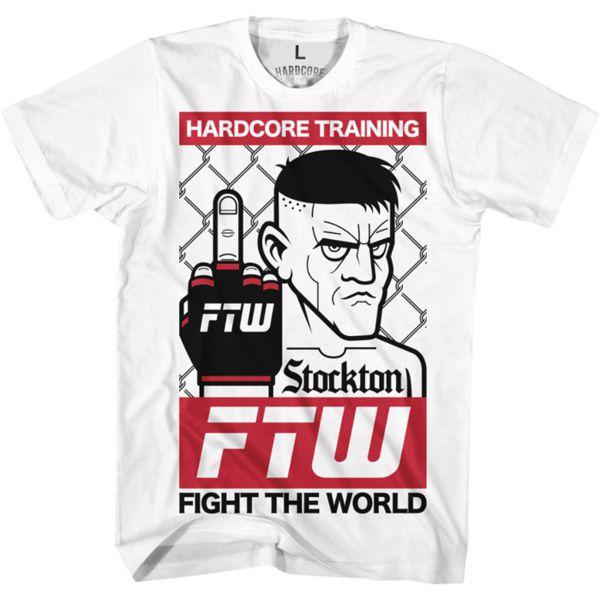 Футболка Hardcore Training Stockton Slap Hardcore Training