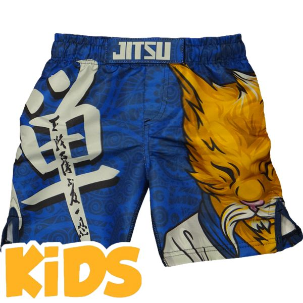 Детские шорты Jitsu Zen-cat Jitsu