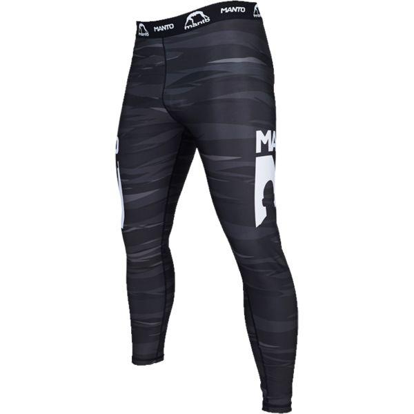 Леггинсы Manto Big M MantoКомпрессионные штаны / шорты<br>Компрессионные штаны Manto Big M. Обеспечивают комфорт в течении тренировки, который достигается путем компрессии мышц и защиты кожных покровов от трения. Долговечность и износостойкость обеспечивается благодаря высокому качеству используемого спандекса, полиуретановых нитей и многопанельной конструкции штанов. - Швы из эластичных нитей. - Сублимированная печать. - Эластичный пояс со шнурком. - Резинки внутри манжет на штанинах для лучшего сцепления с кожей. Антибактериальная пропитка ткани не даст развиваться неприятному запаху в леггинсах (при правильном уходе за ними). Уход: Машинная стирка в холодной воде, деликатный отжим, не отбеливать! Состав: полиэстер, эластан.<br><br>Размер INT: M