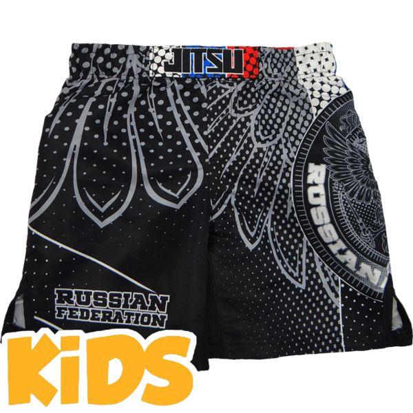 Детские шорты Jitsu Patriot Jitsu фото