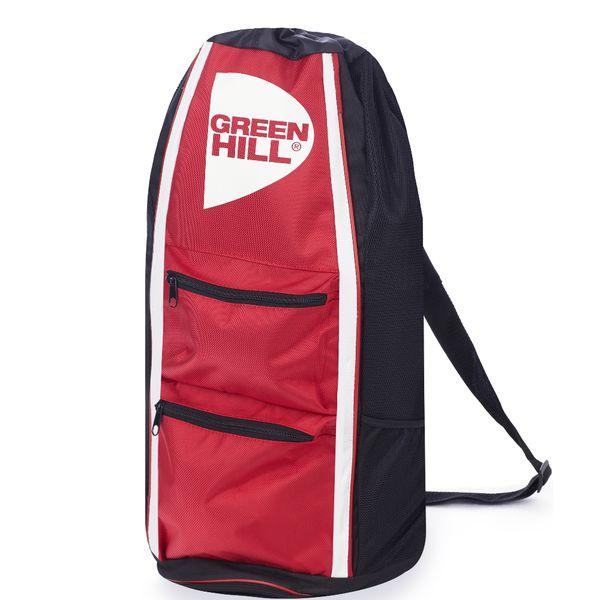 Спортивная сумка-тубус Green Hill, Красная Green Hill