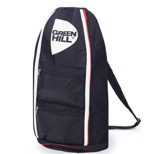 Спортивная сумка-тубус Green Hill, Черная Green Hill