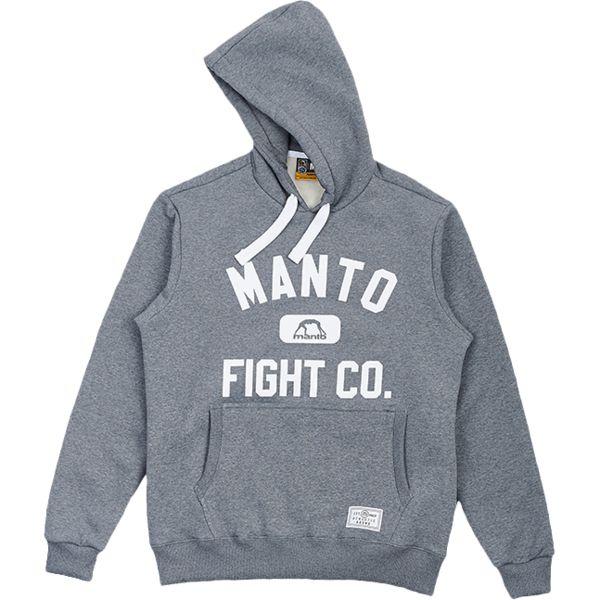 Толстовка Manto Fight Co MantoТолстовки / Олимпийки<br>Толстовка Manto Fight Co. Кофта с капюшоном. На фронтальной части кофты расположен карман-кенгуру. Плотная и теплая кофта! В меру простая, но очень стильная толстовка! Состав: 100% хлопок.<br><br>Размер INT: M