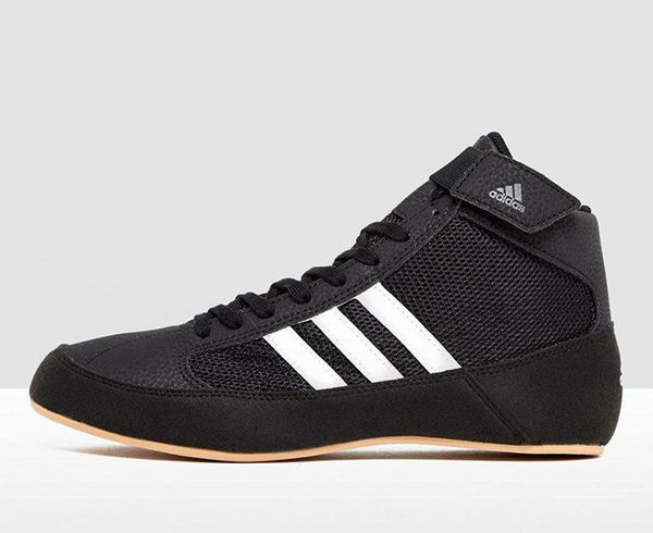 Борцовки HVC 2 черно-белые Adidas