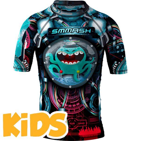 Детский рашгард Smmash Squiddy Smmash Fightwear (smfrash040)