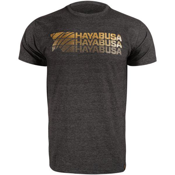 Футболка Hayabusa Triple Threat HayabusaФутболки<br>Футболка Hayabusa Triple Threat. Футболка достаточно мягкая, приятная на ощупь. Дышащий принт (рисунок). Краска, которой сделан рисунок на футболке, экологически чистая. Уход: машинная стирка в холодной воде, деликатный отжим, не отбеливать. Состав: 80% хлопок, 20% полиэстер.<br><br>Размер INT: S