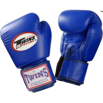 Детские боксерские перчатки Twins Special, Blue, 2 OZ Twins Special