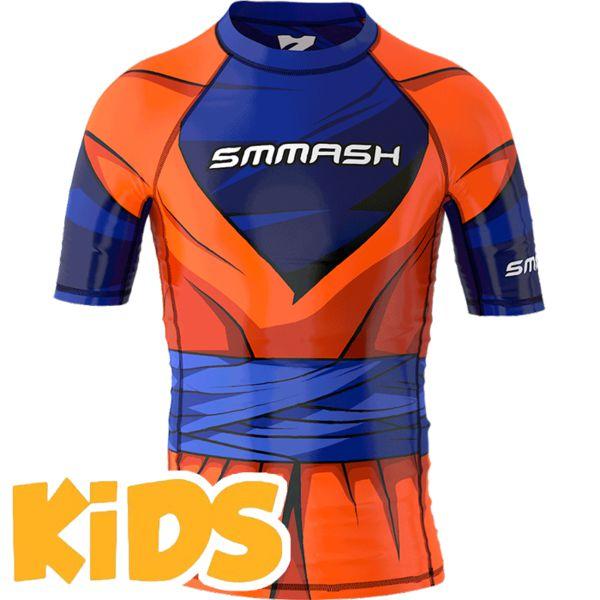 Детский рашгард Smmash Hero Smmash Fightwear (smfrash038)