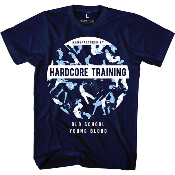 Футболка Hardcore Training Casual#1 Hardcore TrainingФутболки<br>Футболка Hardcore Training Casual#1. Уход: машинная стирка в холодной воде, деликатный отжим, не отбеливать. Состав: 92% хлопок, 8% лайкра. Футболка изготовлена в Европе (EU).<br><br>Размер INT: M