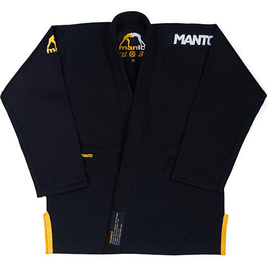 Кимоно для БЖЖ Manto Technico MantoЭкипировка для Джиу-джитсу<br>Кимоно (ги) для бжж (бразильского джиу-джицу) Manto Technico. Данное кимоно было спроектировано совместно с легендарным атлетом Аугусто Tanquinho Мендесом. Ги средней плотности. Благодаря высокому качеству материалов и отделки это кимоно становится идеальным выбором для тренировок по BJJ. Слегка приталенный крой куртки. - Плотность 450 GSM. - В области колен штаны дополнительно укреплены. - Воротник, наполнен пеной ЕВА для более быстрого высыхания и комфорта. Подойдет для тренировок различного уровня. Ги сделано из цельного куска ткани (без швов на спине)! Штаны на шнурке; на поясе - дополнительные петли для того, чтобы шнурок держал штаны прочно; данное ги подойдет и для новичков, и для мастеров роллинга. При стирке в горячей воде возможна усадка порядка 5%. Стирать ги рекомендуется в мягкой воде до 30 градусов без отбеливателя. Состав: 100% хлопок высокого качества.<br><br>Размер: A1