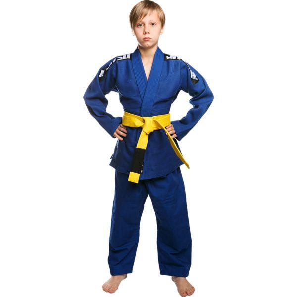 Детское кимоно Jitsu BeGinner Blue Jitsu фото