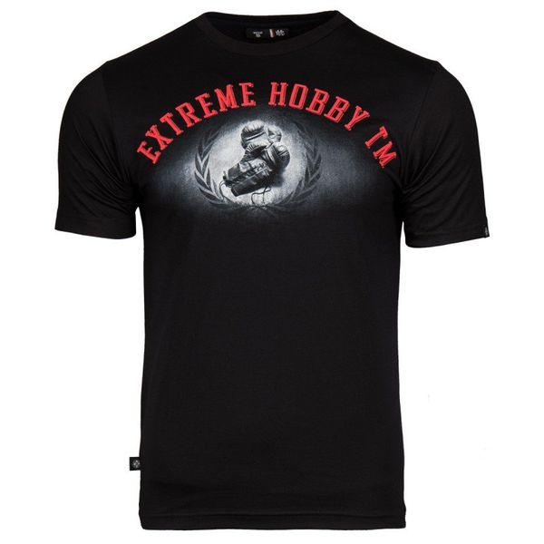 Футболка boxing (черный) Extreme Hobby