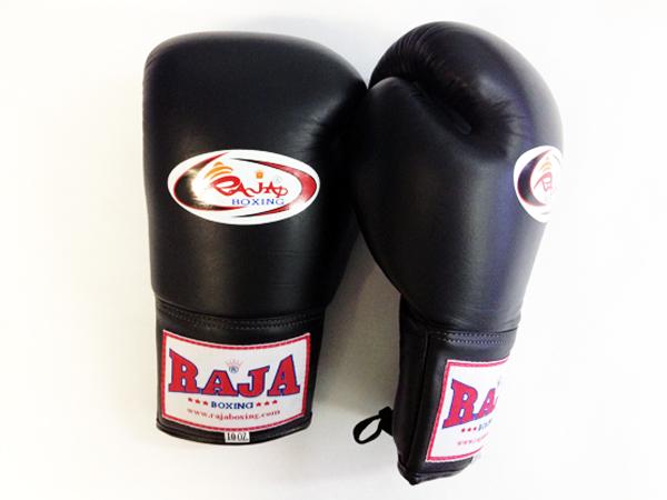 Перчатки боксерские соревновательные, шнурки, 10 унций RajaБоксерские перчатки<br>Профессиональные перчатки. <br> Предназначены для более начальных боев Муай Тай или интернациональных боев. <br> Перчатки безупречно годятся для учебы.<br><br>Цвет: Красные