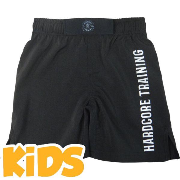 Детские шорты Hardcore Training Black Hardcore Training