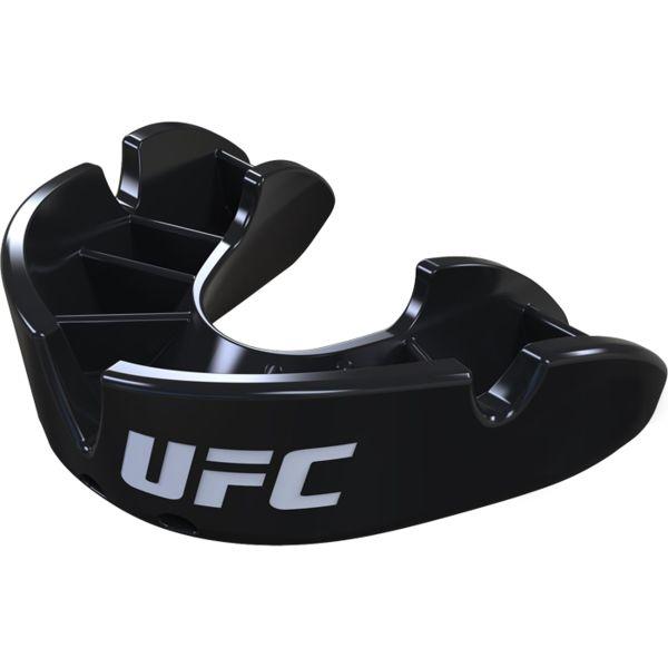Боксерская капа Opro Bronze Level UFC Black Opro