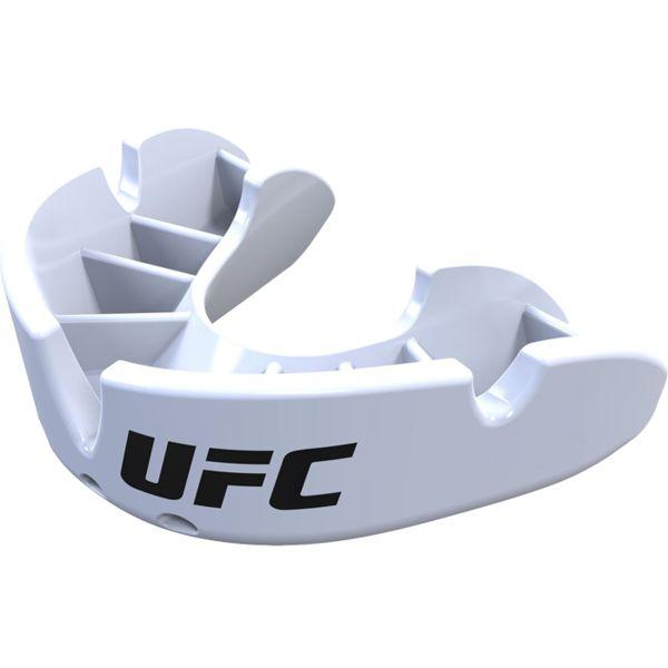 Боксерская капа Opro Bronze Level UFC White Opro