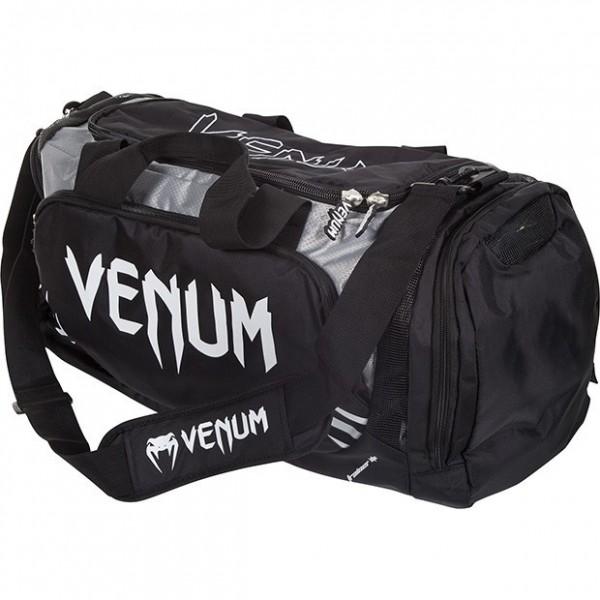 Сумка Venum Trainer Lite Black/Grey Venum фото