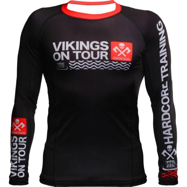 Рашгард Hardcore Training Vikings On Tour Hardcore Training