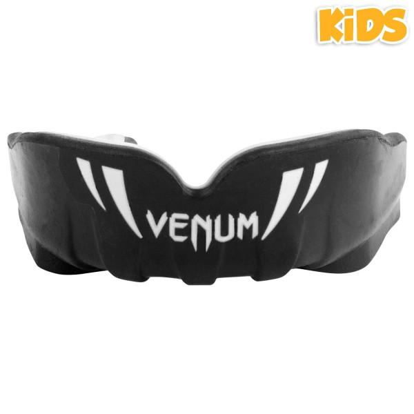 Капа боксерская детская Venum Challenger Black/White Venum