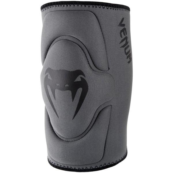 Наколенники Venum Kontact Gel Grey/Black (пара) Venum