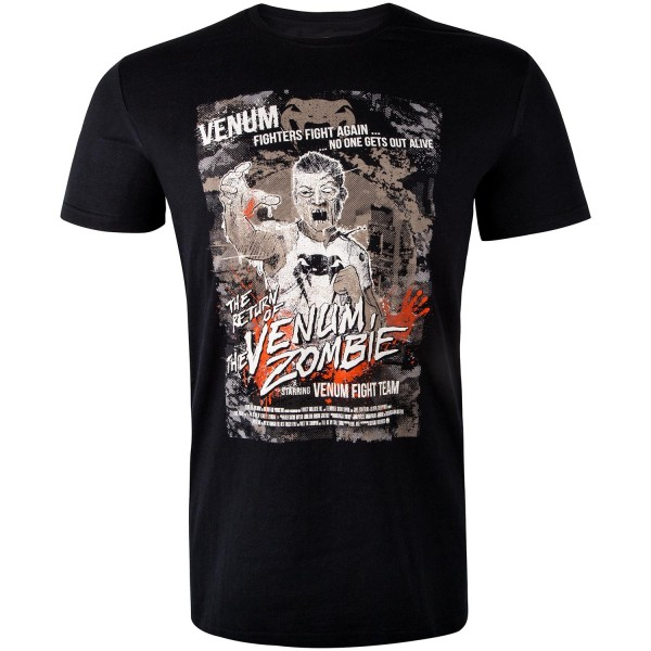 Футболка Venum Zombie Return Black Venum