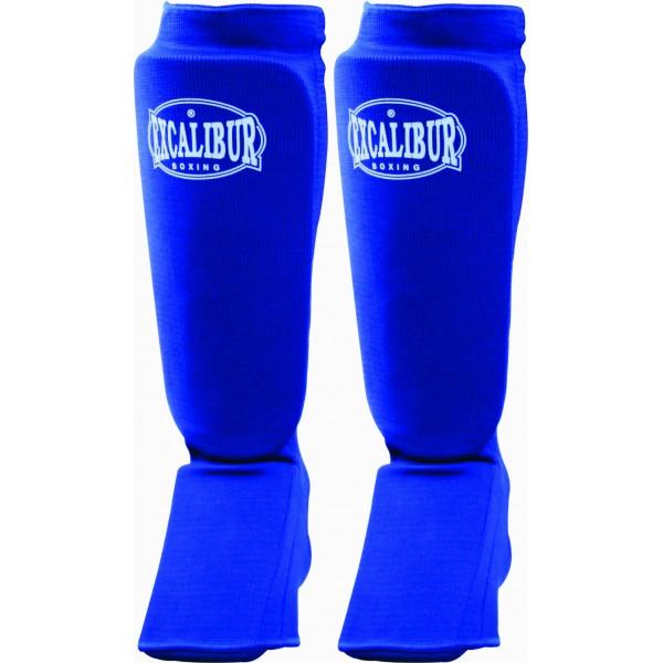 Щитки голень-стопа Excalibur 1104-Blue Excalibur