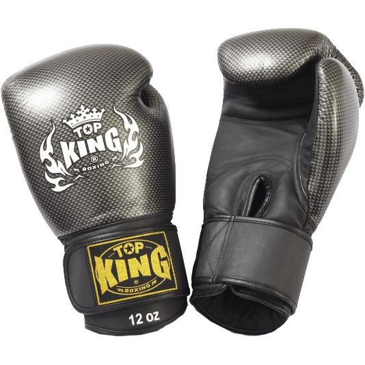 Перчатки Top King Boxing Empower Creativity Silver, 10 oz Top King