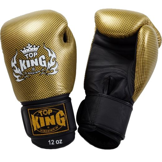 Перчатки Top King Boxing Empower Creativity Gold, 8 oz Top King
