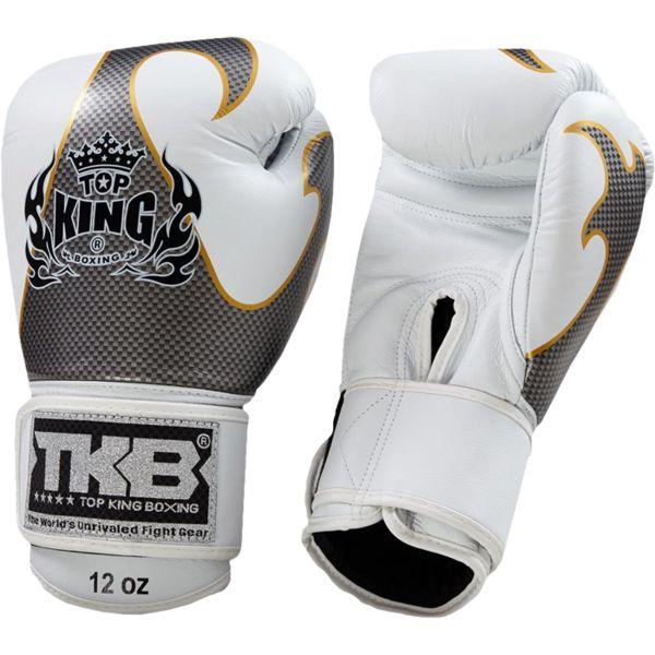 Перчатки Top King Boxing Empower Creativity Silver, 10 oz Top King