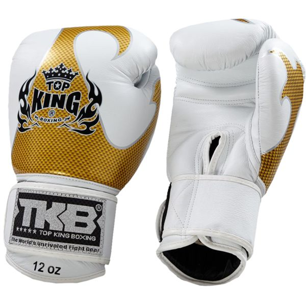 Перчатки Top King Boxing Empower Creativity Gold, 10 oz Top King