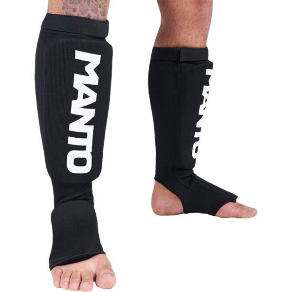 Шингарды (накладки на ноги) Manto Manto