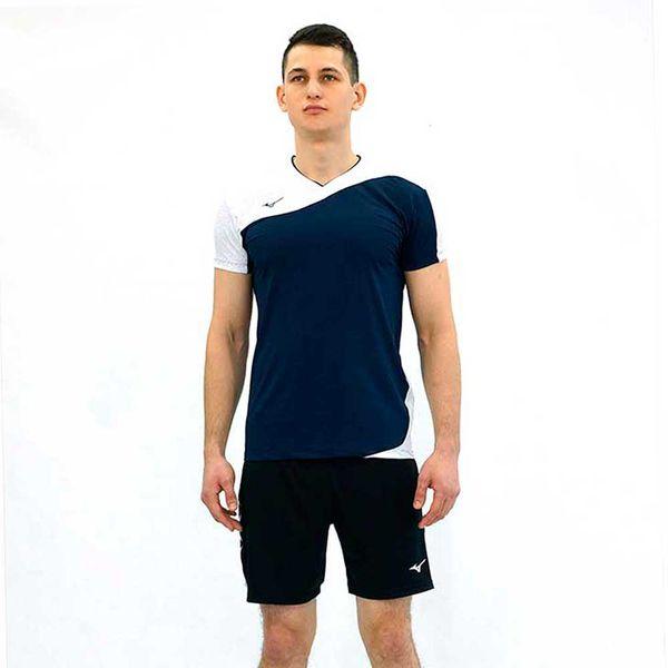 Мужская волейбольная футболка MIZUNO V2EA7004 14 PREMIUM MYOU TEE  Mizuno